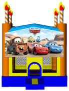 Disney Cars Birthday Cake 13x13 Fun House