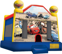 Disney Cars 13x13 Bounce House