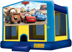 Cars Large 15x15 Fun House