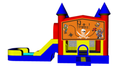 Pirate Combo 4 in 1 Castle Bouncer