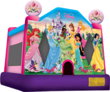Disney Princess 13x13 Bouncer