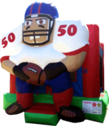 Football 13x13 Bouncer