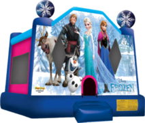 Disney Frozen 13x13 Bounce House