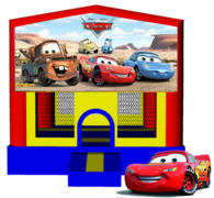 Disney Cars 13x13 Fun House