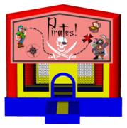 Pirates 13x13 Fun House