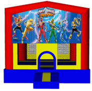 Power Rangers 13x13 Fun House