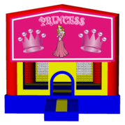 Princess 13x13 Fun House