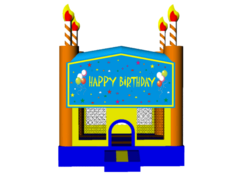 Happy Birthday Cake Boys 13x13 Fun House