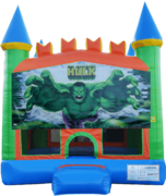 Hulk Pastel 13x13 Fun House