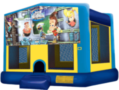 Jimmy Neutron Large 15x15 Fun House