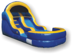 12ft - Kids Water Slide