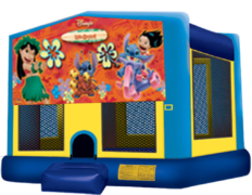 Lilo n Stitch Large 15x15 Fun House