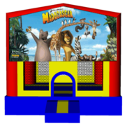 Madagascar 13x13 Fun House