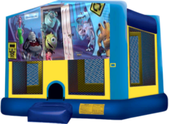 Monsters Inc Large 15x15 Bouncer