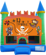 Pirates Pastel 13x13 Fun House