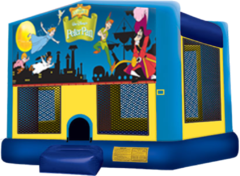 Peter Pan Large 15x15 Fun House
