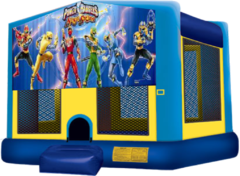Power Rangers Large 15x15 Fun House
