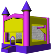 Princess Castle 13x13 Fun House