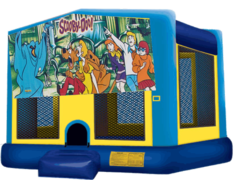 Scooby Doo Large 15x15 Fun House