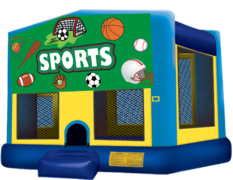 Sports Large 15x15 Fun House