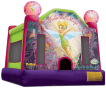 Tinkerbell 13x13 Bounce House
