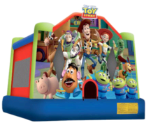 Toy Story 13x13 Bouncer