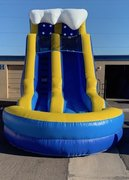 18ft Tall Tidal Wave Slides