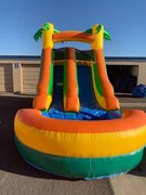 13ft Tropical Slide