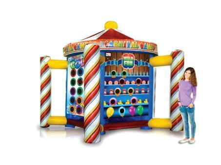 INFLATABLE CARNIVAL 5 IN 1
