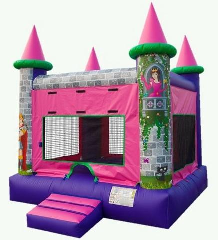 15'x15' Princess Castle