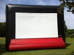 20x12 Inflatable Movie Screen Package w/attendant