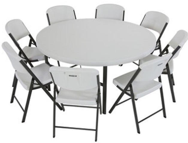 60in Round Tables