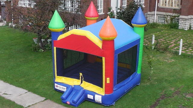Bounce A Lot Castle