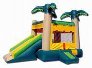 Jungle Bounce and Slide Combo For Kids 8 and under 16ft x 13ft
