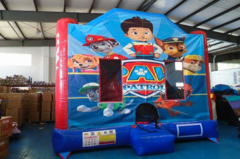 Paw Patrol Bounce and slide combo
