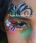 1 Hour Face Painting (2 hour Minimum)