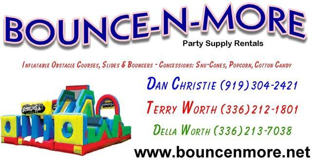 BOUNCE-N-MORE