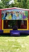 15'x15' Disney Princesses Combo Unit