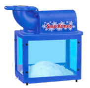 Sno Kones Machine