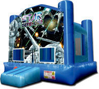 Star Defender Bounce House