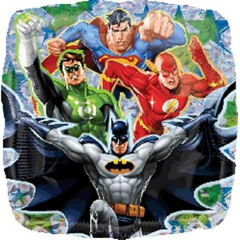 Justice League 18 inch foil item 037