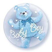 Double Bubble Baby Boy 22 inch