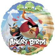 Angry Bird  Foil  18 inch       item 001