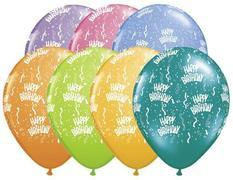 Birthday Contemperary Color 11 inch  item 005
