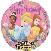 Disney Princess Happy B-Day Singing 28 inch item 016