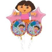 Dora The Explorer Foil Bouquet item 018