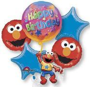 Elmo Floating   Birthday Bouquet foil item 021
