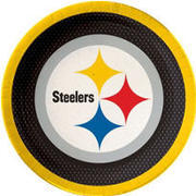 steeler happy bday 18 inch item 065