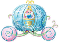 Cinderella Carriage 33 inch item 082