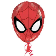 Spiderman Head 18 inch foil item 048